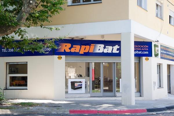 Rapibat venta de baterias en Rosario - Fachada 2