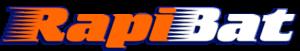 Rapibat venta de baterias para autos en Rosario - Logo